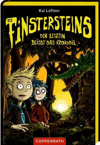 Buch-Reihe Die Finstersteins