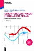 Strukturgleichungsmodelle mit Mplus (eBook, ePUB)