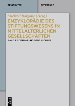 Stiftung und Gesellschaft (eBook, ePUB)