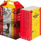 SZ Literaturkoffer Spanien. 4 Bände