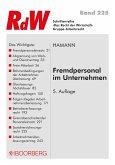Fremdpersonal im Unternehmen (eBook, ePUB)