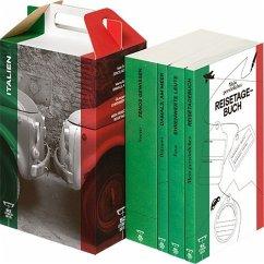 SZ Literaturkoffer Italien. 4 Bände