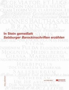 In Stein gemeißelt - Brandhuber, Christoph; Fussl, Maximilian