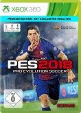 Pro Evolution Soccer 2018 Premium Edition (Xbox 360)