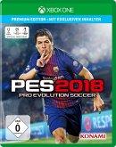 Pro Evolution Soccer 2018 Premium Edition (Xbox One)