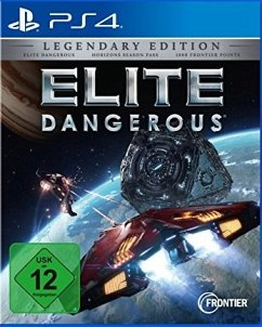 Elite Dangerous - Legendary Edition (PlayStatio...