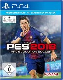 PES 2018 - Premium Edition (PlayStation 4)