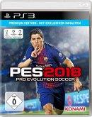 Pro Evolution Soccer 2018 Premium Edition (PlayStation 3)