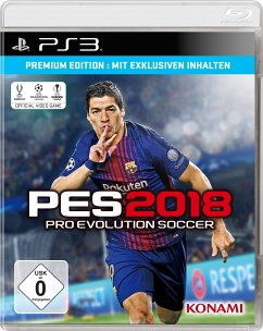 PES 2018 - Premium Edition (PlayStation 3)
