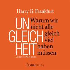 Ungleichheit (MP3-Download) - Frankfurt, Harry G.