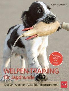 Welpen-Training für Jagdhunde (eBook, ePUB) - Numßen, Julia
