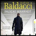 Falsche Wahrheit / Will Robie Bd.4 (Gekürzt) (MP3-Download)