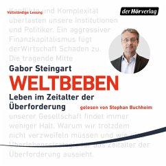 Weltbeben (MP3-Download) - Steingart, Gabor
