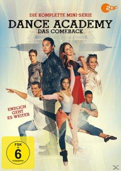 Dance Academy - Das Comeback - Die komplette Mini-Serie - Goodwin,Xenia/Banit,Alicia/Kaplan,Dena/+