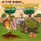 Warum haben Schildkröten keine Zähne?, 1 Audio-CD / Die kleine Schnecke, Monika Häuschen, Audio-CDs Tl.47