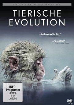 David Attenborough - Tierische Evolution