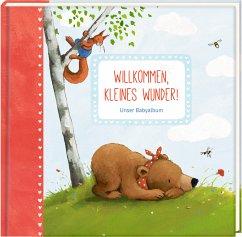 Babyalbum - BabyBär - Willkommen, kleines Wunder! - Reider, Katja