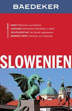 Baedeker Reiseführer Slowenien (eBook, PDF)