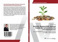 Socially Responsible Mutual Funds für österreichische Privatinvestoren