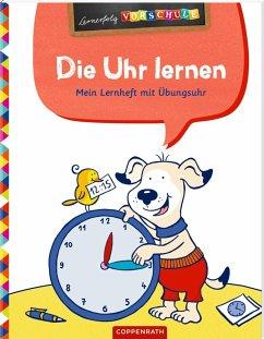 Die Uhr lernen - Carstens, Birgitt