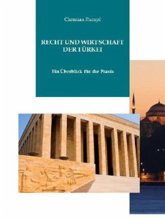 Recht und Wirtschaft der Türkei (eBook, ePUB) - Rumpf, Dr. Christian