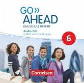 6. Jahrgangsstufe, 3 Audio-CDs / Go Ahead - Neue Ausgabe für Realschulen in Bayern