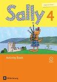 Sally - Ausgabe für alle Bundesländer außer Nordrhein-Westfalen 4. Schuljahr - Activity Book