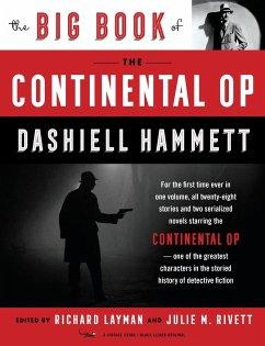 The Big Book of the Continental Op - Hammett, Dashiell