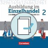 Ausbildung im Einzelhandel 2. Ausbildungsjahr - Allgemeine Ausgabe - Fachkunde und Arbeitsbuch