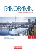 Panorama B1: Gesamtband - Kursbuch - Kursleiterfassung