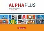 Alpha plus - Basiskurs A1 - Mein Lernportfolio