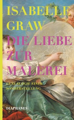 Die Liebe zur Malerei - Graw, Isabelle