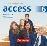 6. Schuljahr, 3 Audio-CDs (Vollfassung) / Access - Englisch als 2. Fremdsprache, Gymnasium Bayern .1