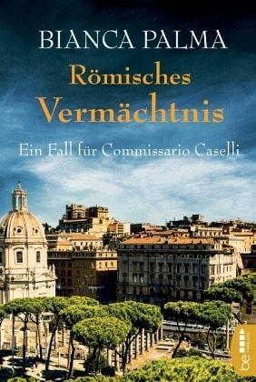 Buch-Reihe Commissario Caselli