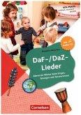 DaF-/DaZ-Lieder. Buch mit Audio-CD