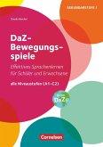 DaZ-Bewegungsspiele - Effektives Sprachenlernen für Schüler und Erwachsene