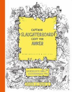 Captain Slaughterboard geht vor Anker - Peake, Mervyn