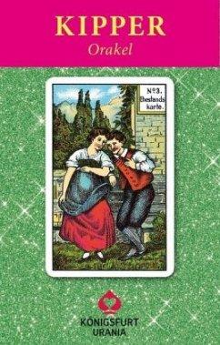 Original Kipper-Karten, Orakelkarten