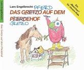Das Gretzo auf dem Pferdehof, Audio-CD