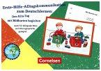 Erste-Hilfe-Alltagskommunikation zum Deutschlernen: Den Kita-Tag mit Bildkarten begleiten