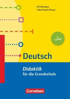Didaktik für die Grundschule: Deutsch