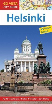 GO VISTA: Reiseführer Helsinki (eBook, ePUB) - Knoller, Rasso