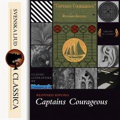 Captain Courageous (Unabridged) (MP3-Download) - Kipling, Rudyard