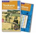 Polyglott on tour Reiseführer Toskana (Mängelexemplar)