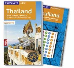 Polyglott on tour Reiseführer Thailand (Mängele...
