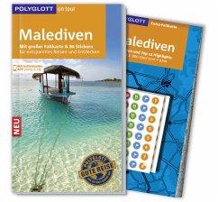 Polyglott on tour Reiseführer Malediven (Mängel...