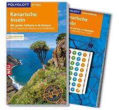 Polyglott on tour Reiseführer Kanarische Inseln...