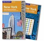 Polyglott on tour Reiseführer New York (Mängelexemplar)