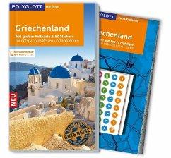 POLYGLOTT on tour Reiseführer Griechenland (Män...