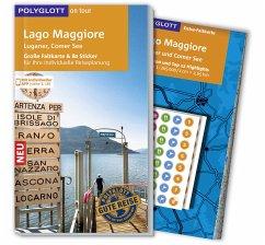 Polyglott on tour Reiseführer Lago Maggiore, Luganer und Comer See (Mängelexemplar) - Kilimann, Susanne; Hamel, Christine; Hütt, Klaus-Peter